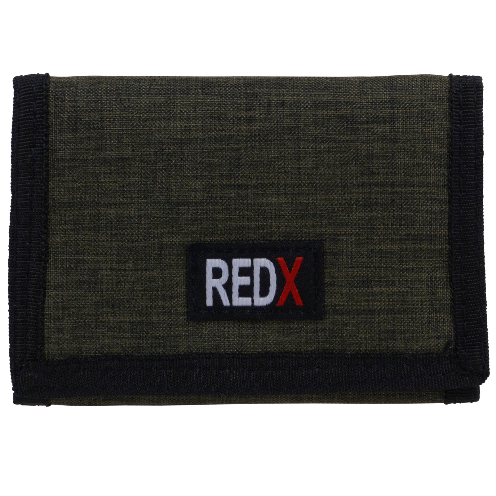 thumbnail 6 - Red-X-Mens-Boys-TriFold-Sports-Card-Coin-Wallet-Canvas