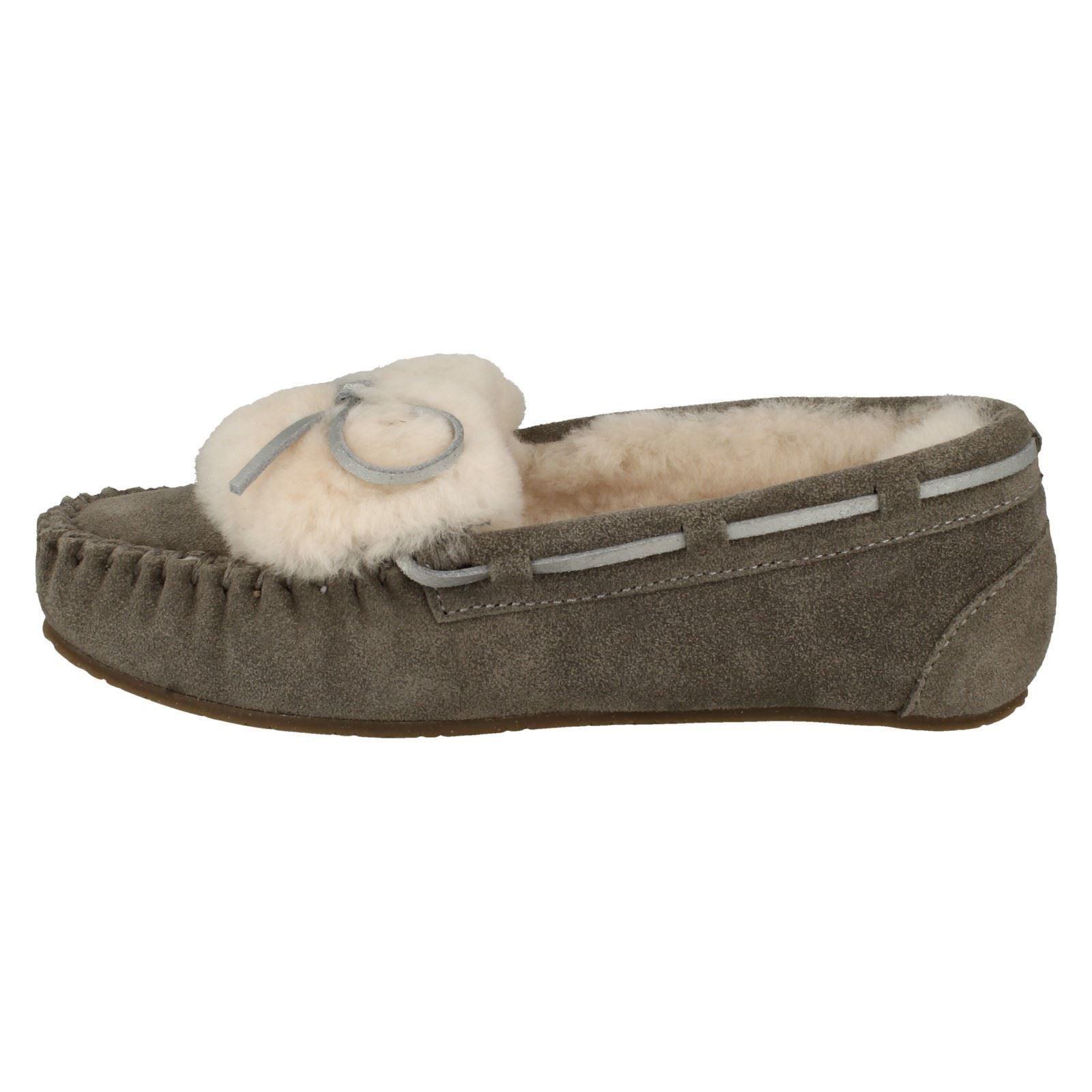 Glamour Cálido Forro Clarks Zapatillas Mujer aIwqOAn0