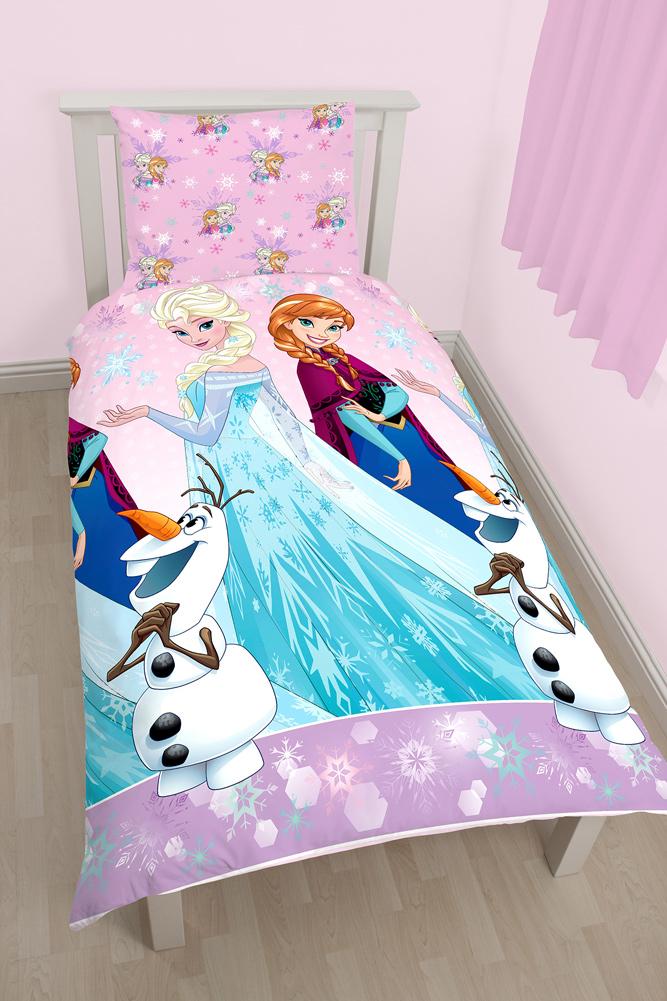 enfants poly linge de lit star wars la reine des neiges spiderman disney sofia ebay. Black Bedroom Furniture Sets. Home Design Ideas