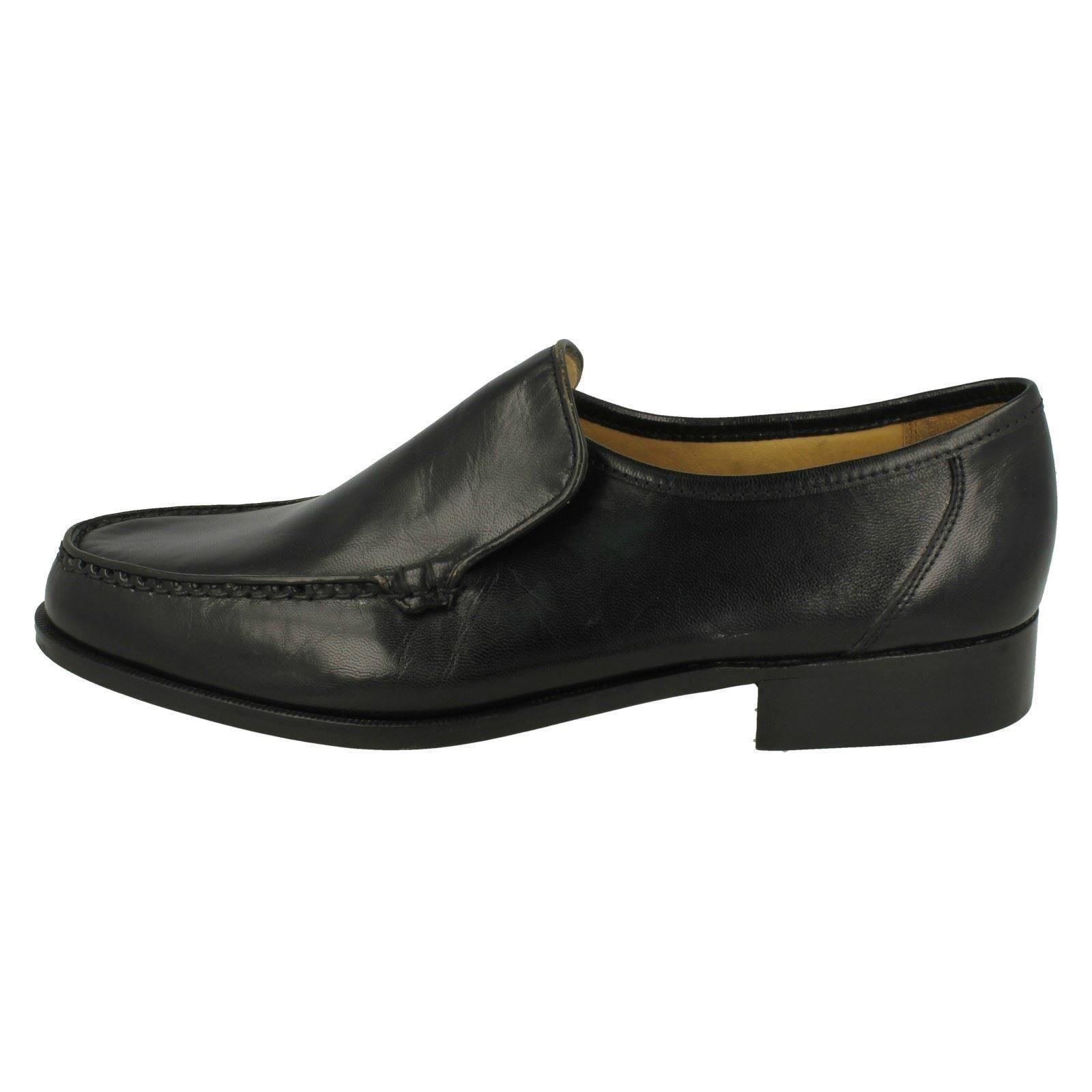 Hombre Thomas Blunt sin Cordones Zapatos Zapatos Cordones Formales 'Illinois' 319cd7
