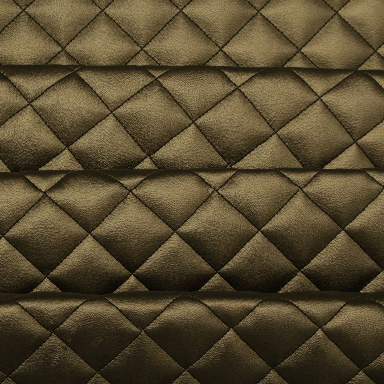 Leather cushion texture - Quilted Leather Diamond Padded Cushion Faux Leather Interior