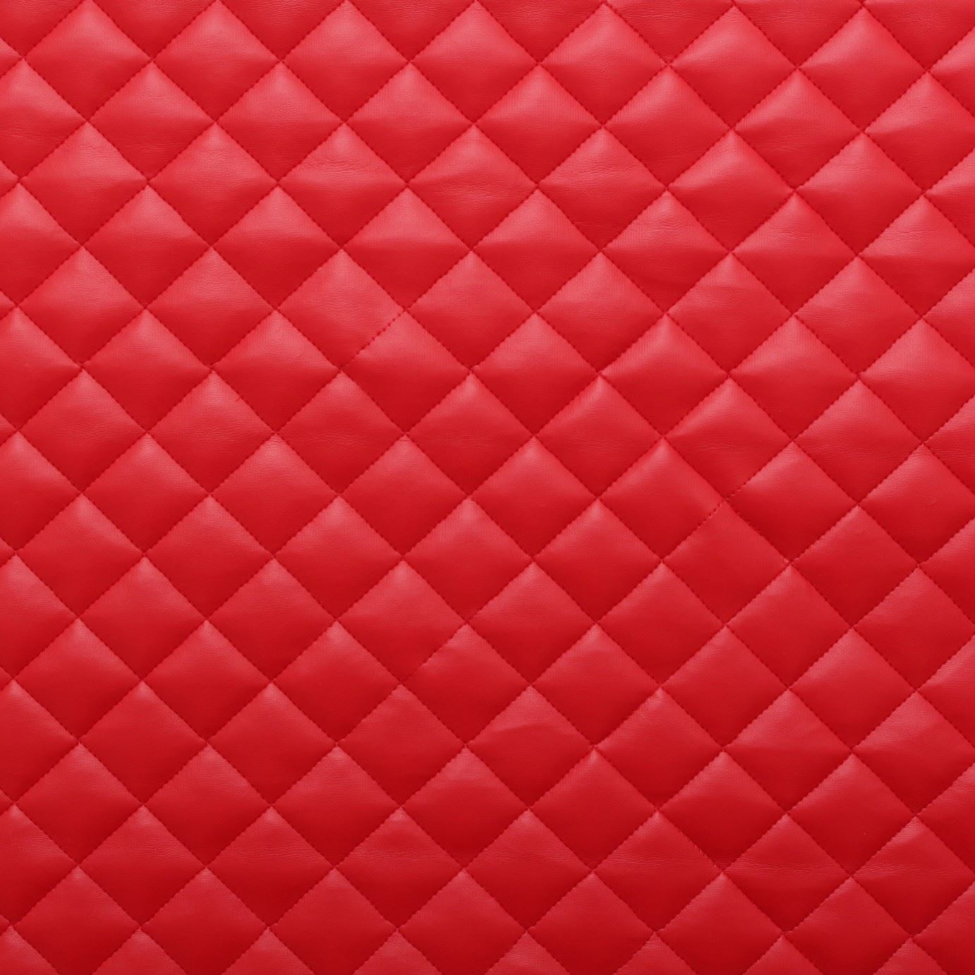 Leather cushion texture - Quilted Leather Diamond Padded Cushion Faux Leather