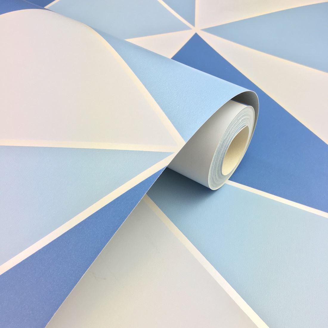 miniatura 8 - Carta da Parati Geometrica Arredamento Camera Moderno Vari Disegni e Colori