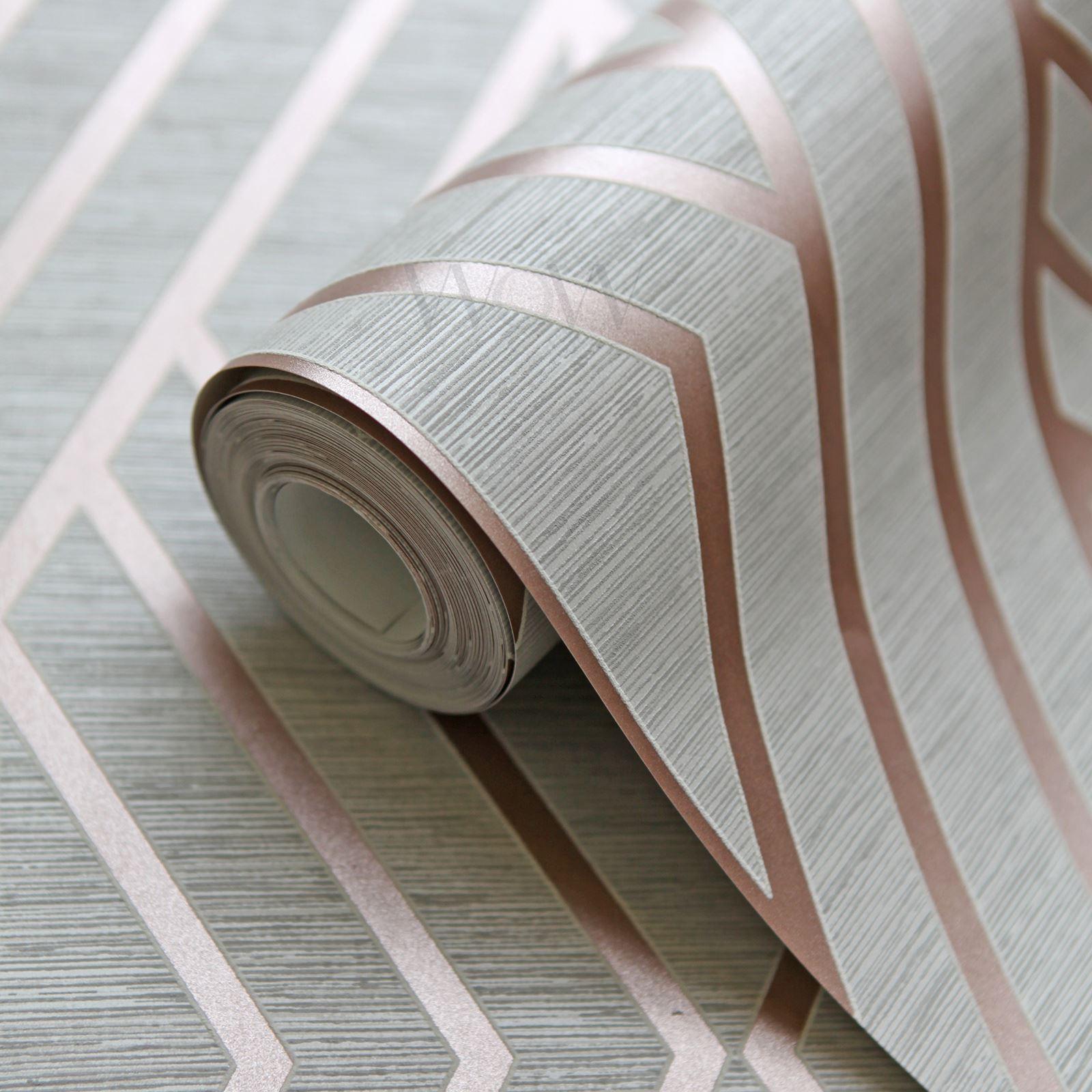 miniatura 57 - Carta da Parati Geometrica Arredamento Camera Moderno Vari Disegni e Colori