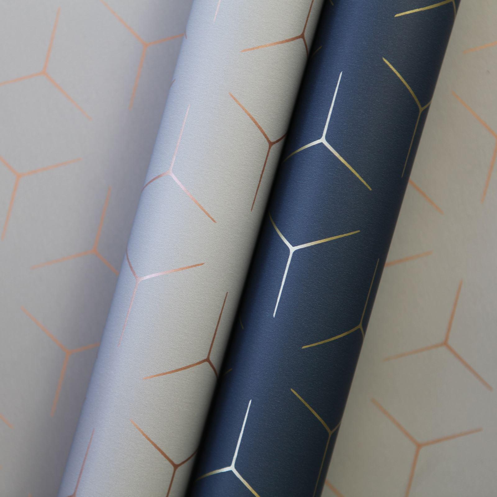 miniatura 76 - Carta da Parati Geometrica Arredamento Camera Moderno Vari Disegni e Colori