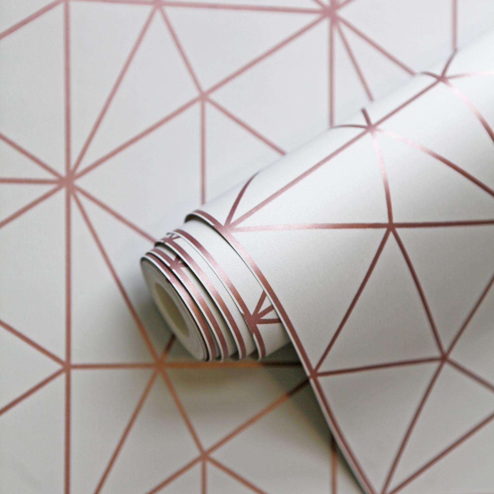 miniatura 132 - Carta da Parati Geometrica Arredamento Camera Moderno Vari Disegni e Colori