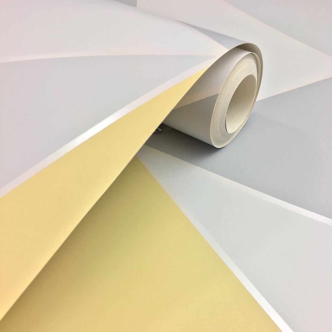 miniatura 18 - Carta da Parati Geometrica Arredamento Camera Moderno Vari Disegni e Colori