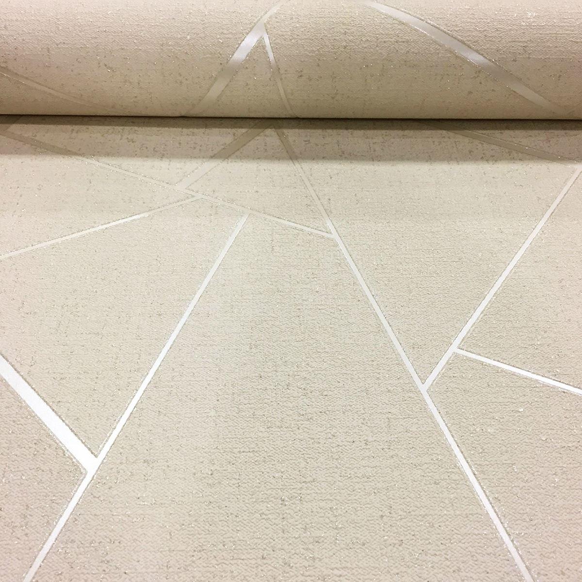 miniatura 44 - Carta da Parati Geometrica Arredamento Camera Moderno Vari Disegni e Colori