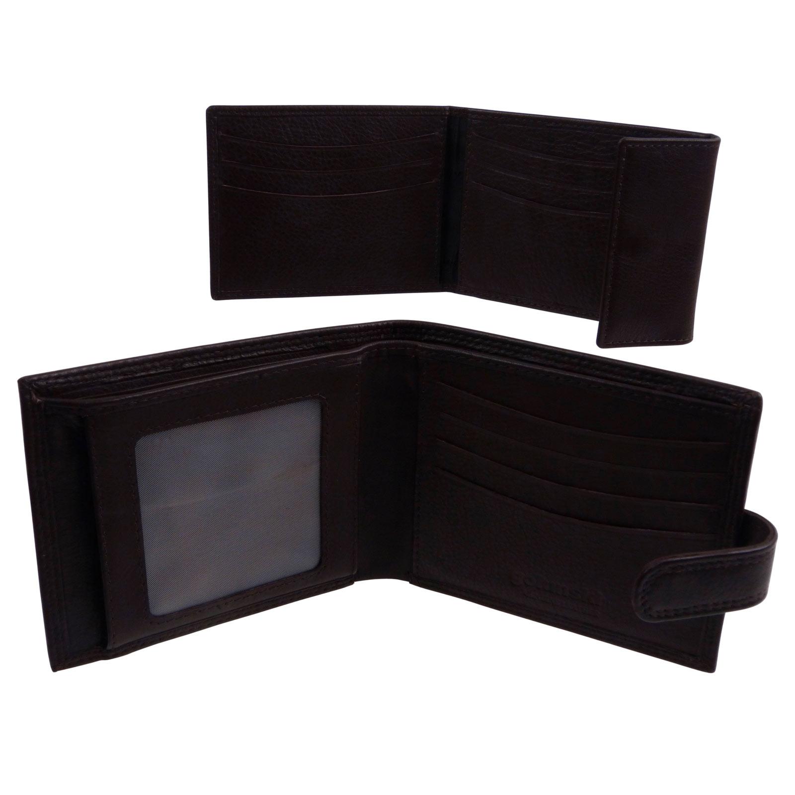 Golunski-Leather-Mens-Bi-Fold-Wallet thumbnail 17
