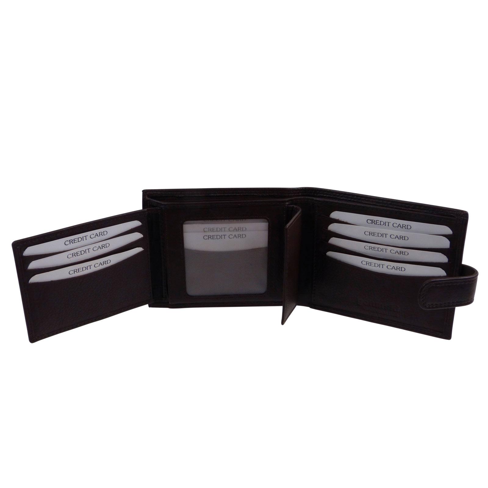 Golunski-Leather-Mens-Bi-Fold-Wallet thumbnail 19