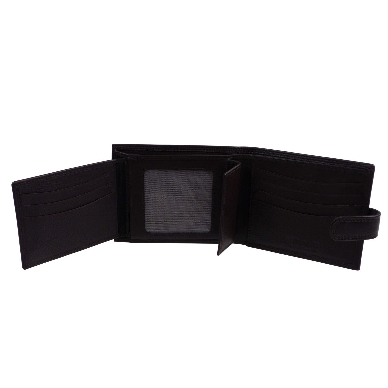 Golunski-Leather-Mens-Bi-Fold-Wallet thumbnail 16