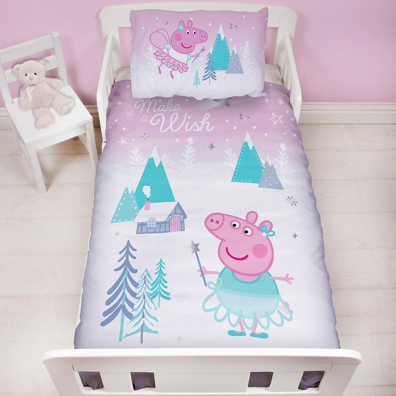 Indexbild 59 - Kinder Weihnachten Bettbezug Sets - Junior Einzel Doppel King - Elf Emoji Grinch