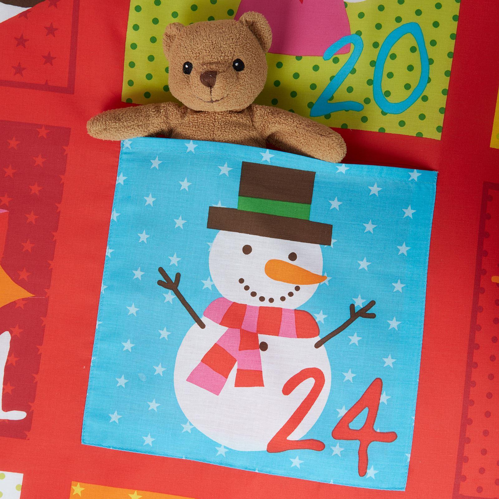 Indexbild 4 - Kinder Weihnachten Bettbezug Sets - Junior Einzel Doppel King - Elf Emoji Grinch