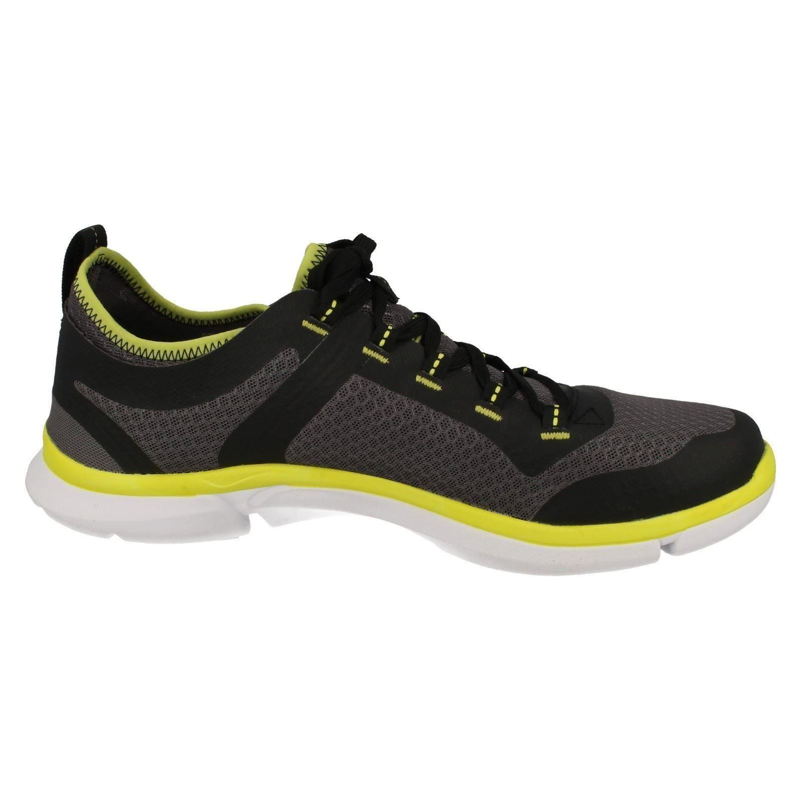 Mens-Clarks-Triken-Active-Casual-Trainers thumbnail 7