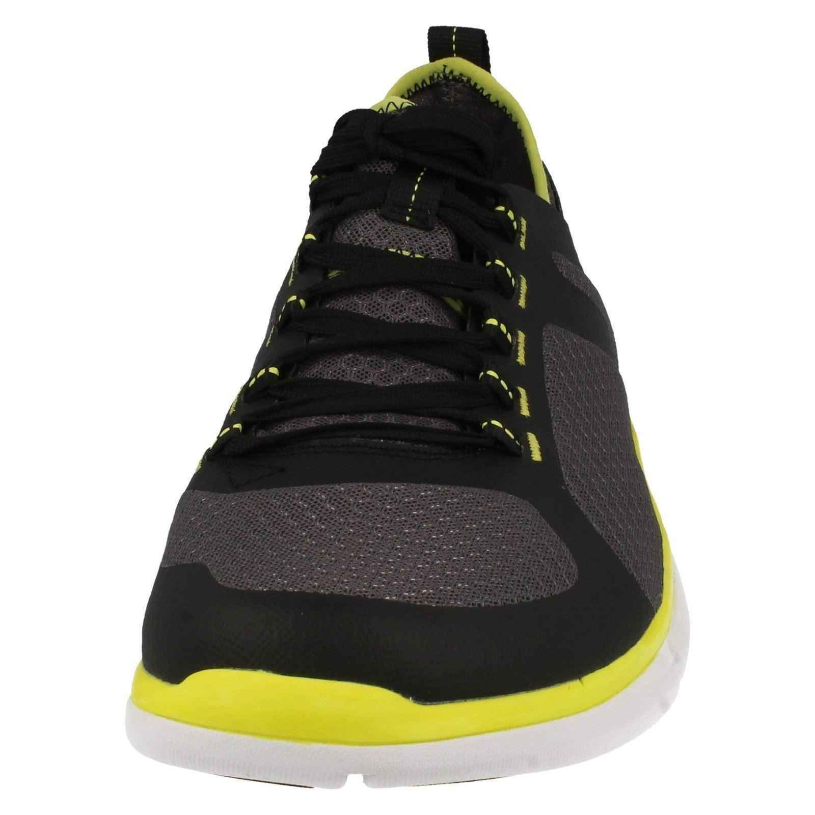 Mens-Clarks-Triken-Active-Casual-Trainers thumbnail 9