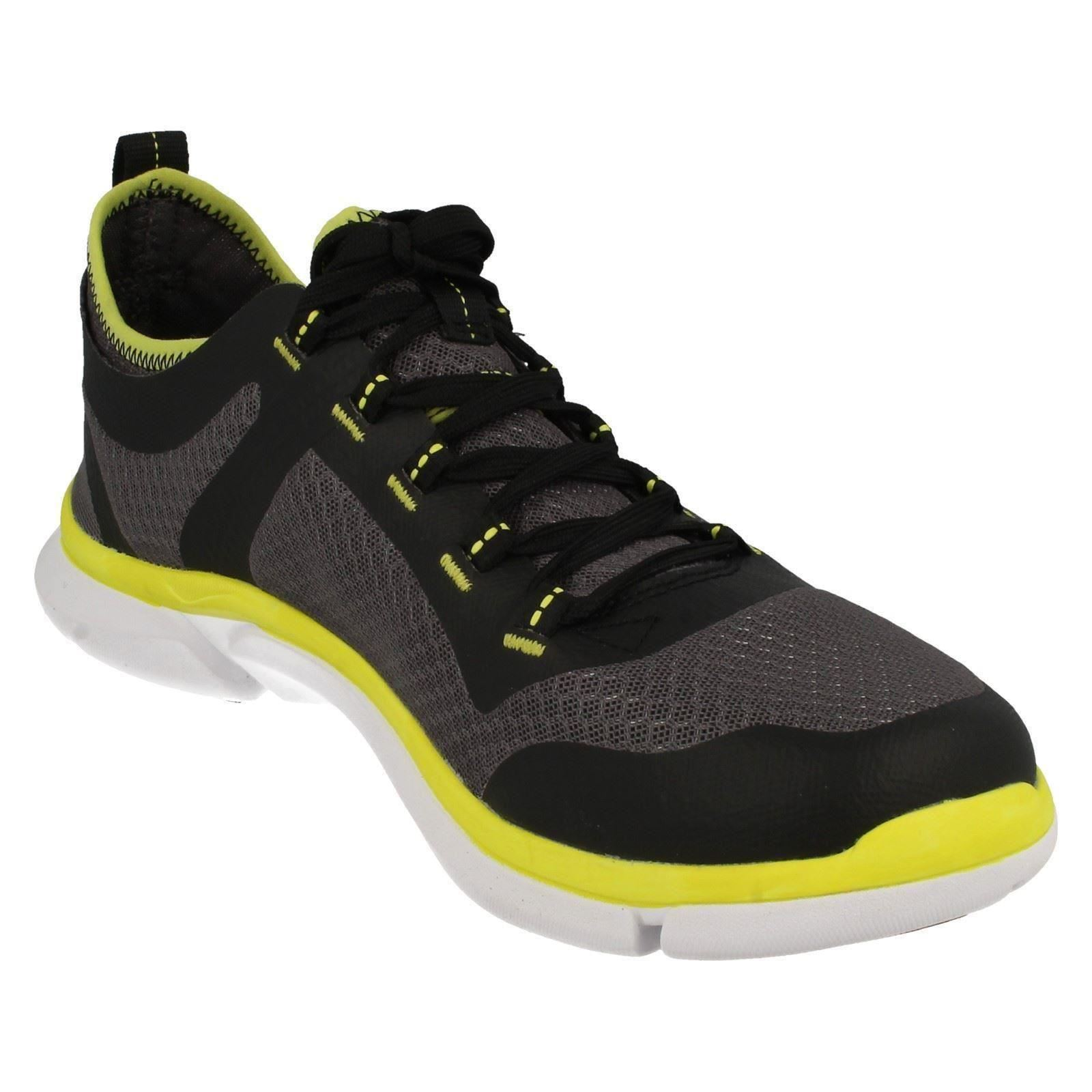 Mens-Clarks-Triken-Active-Casual-Trainers thumbnail 8