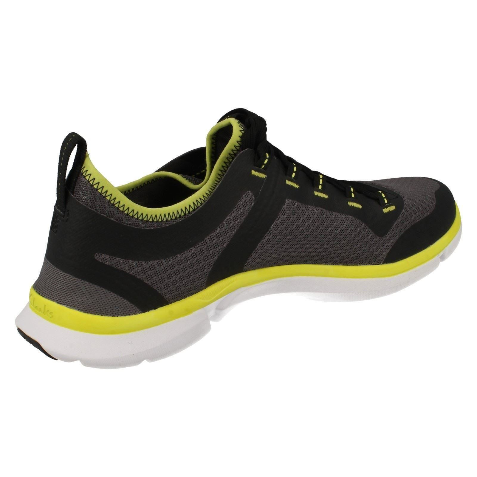 Mens-Clarks-Triken-Active-Casual-Trainers thumbnail 6