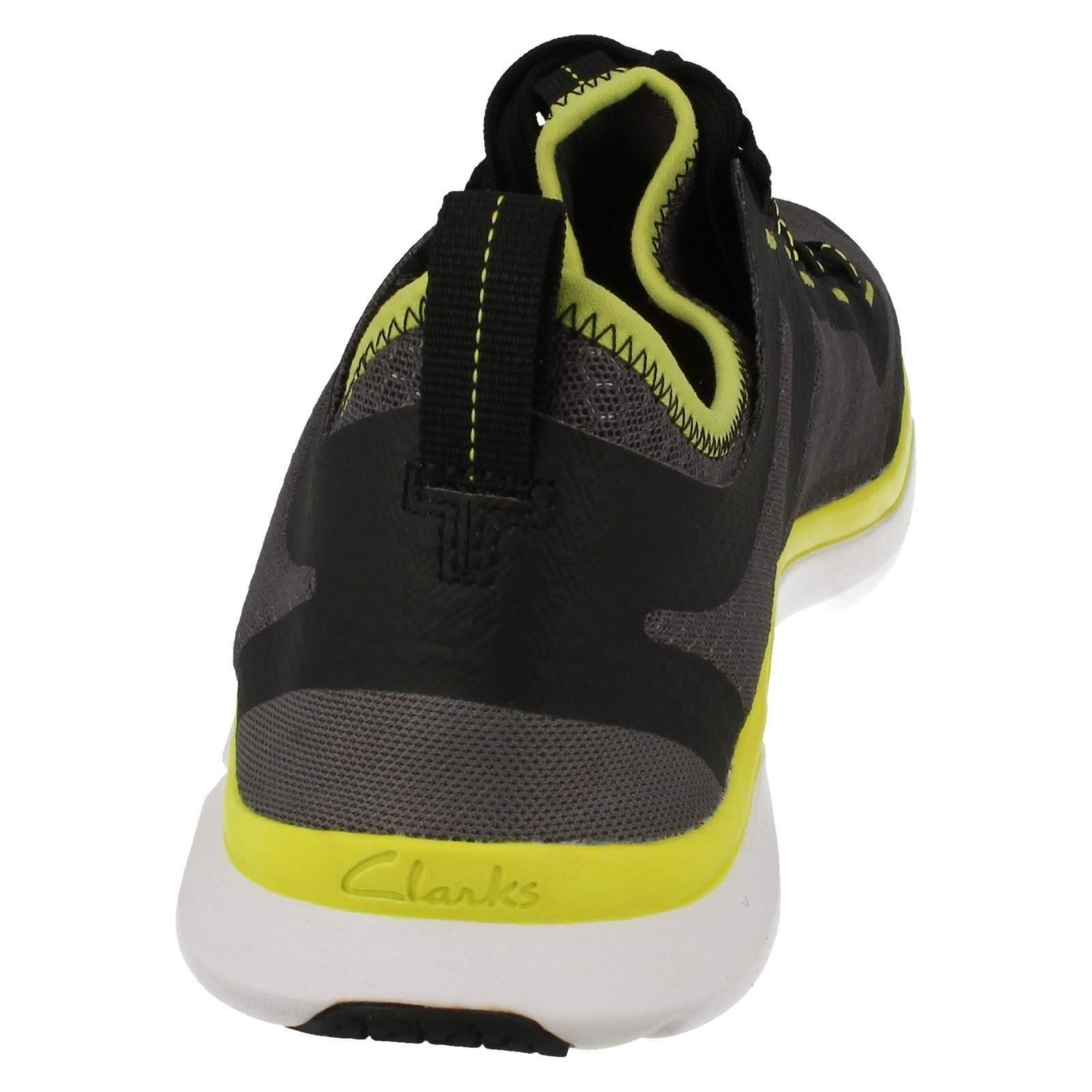 Mens-Clarks-Triken-Active-Casual-Trainers thumbnail 5