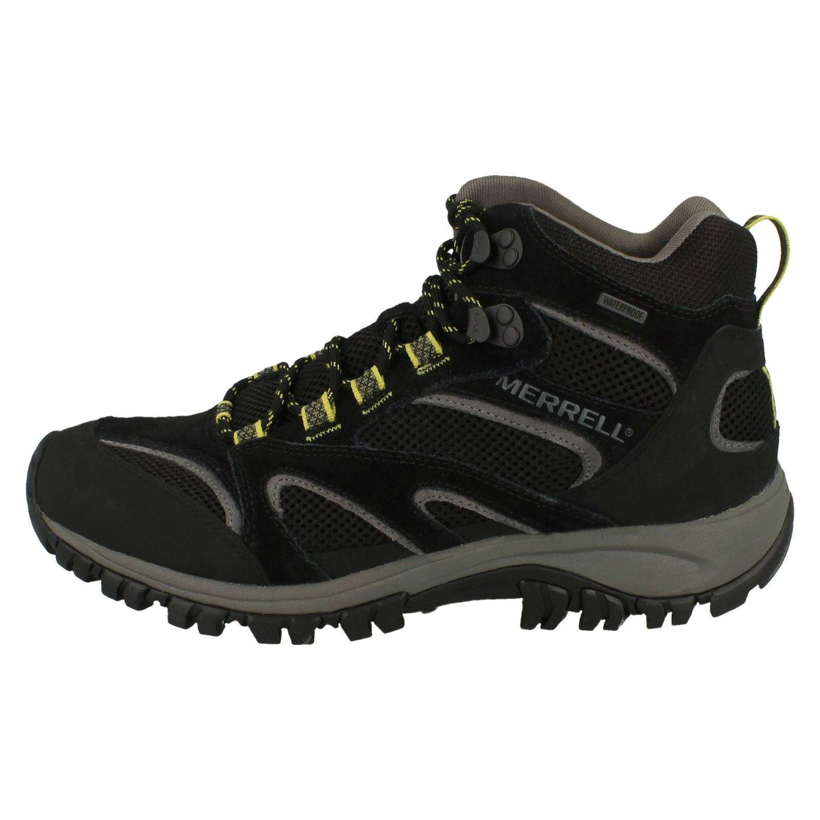 thumbnail 8 - Mens-Merrell-Phoenix-Mid-Waterproof-Walking-Boots
