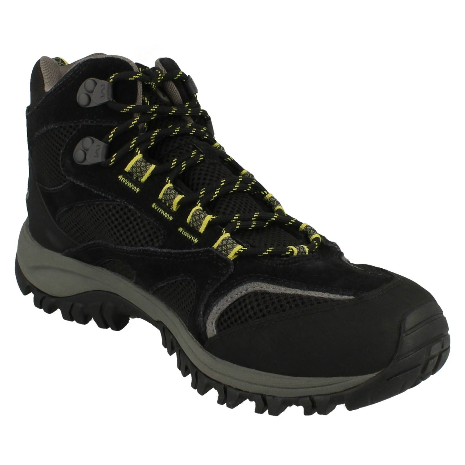 thumbnail 10 - Mens-Merrell-Phoenix-Mid-Waterproof-Walking-Boots