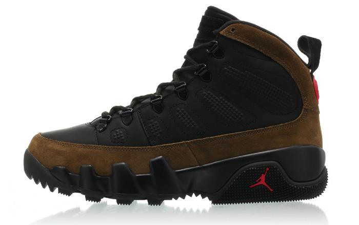 2018 NRG Nike Air Jordan Retro 9 Ix Botas NRG 2018 Hombre Zapatillas Deportivas 350939