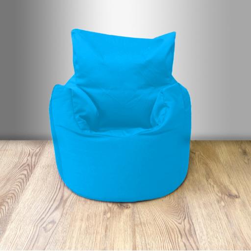 baumwoll stoff kinder baby sitzsack sitzkissen bodenkissen. Black Bedroom Furniture Sets. Home Design Ideas
