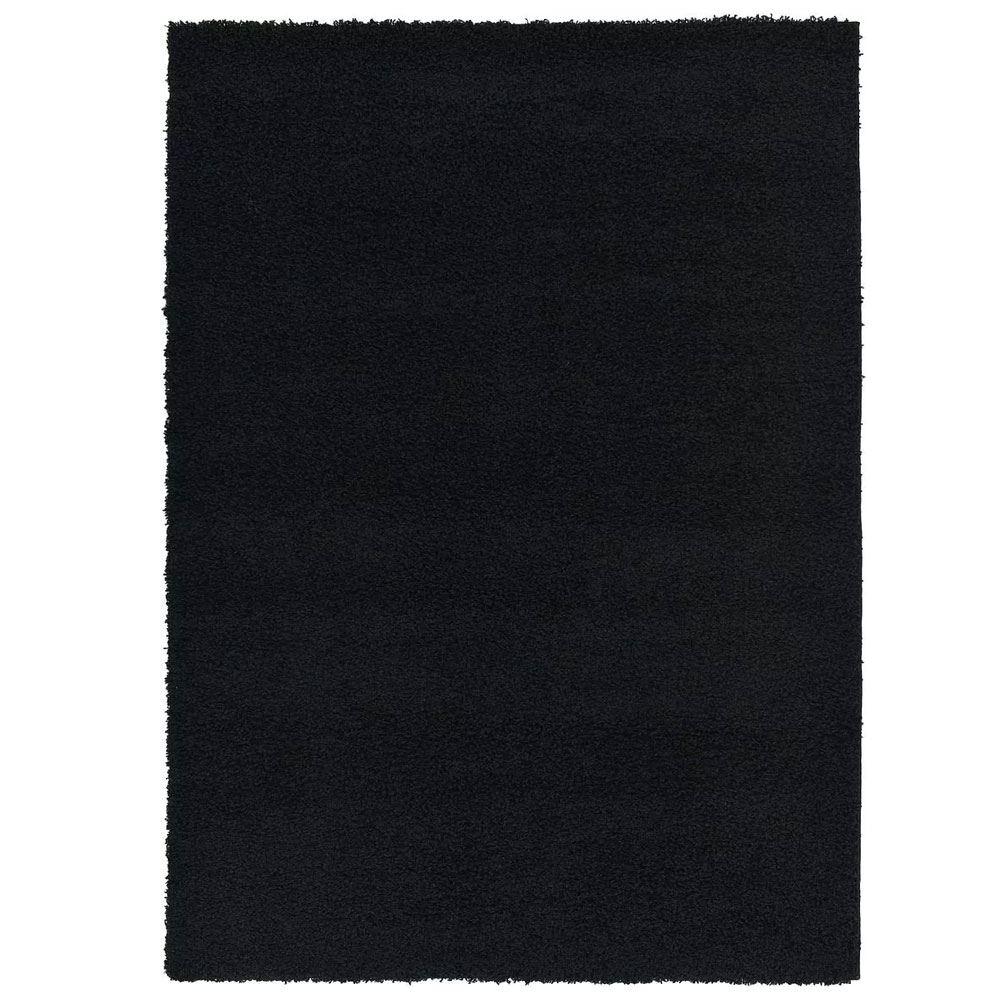 Suave-Gruesa-de-pelo-largo-Alfombra-Calido-color-Pequeno-MODERN-Grande-Liso-5cm