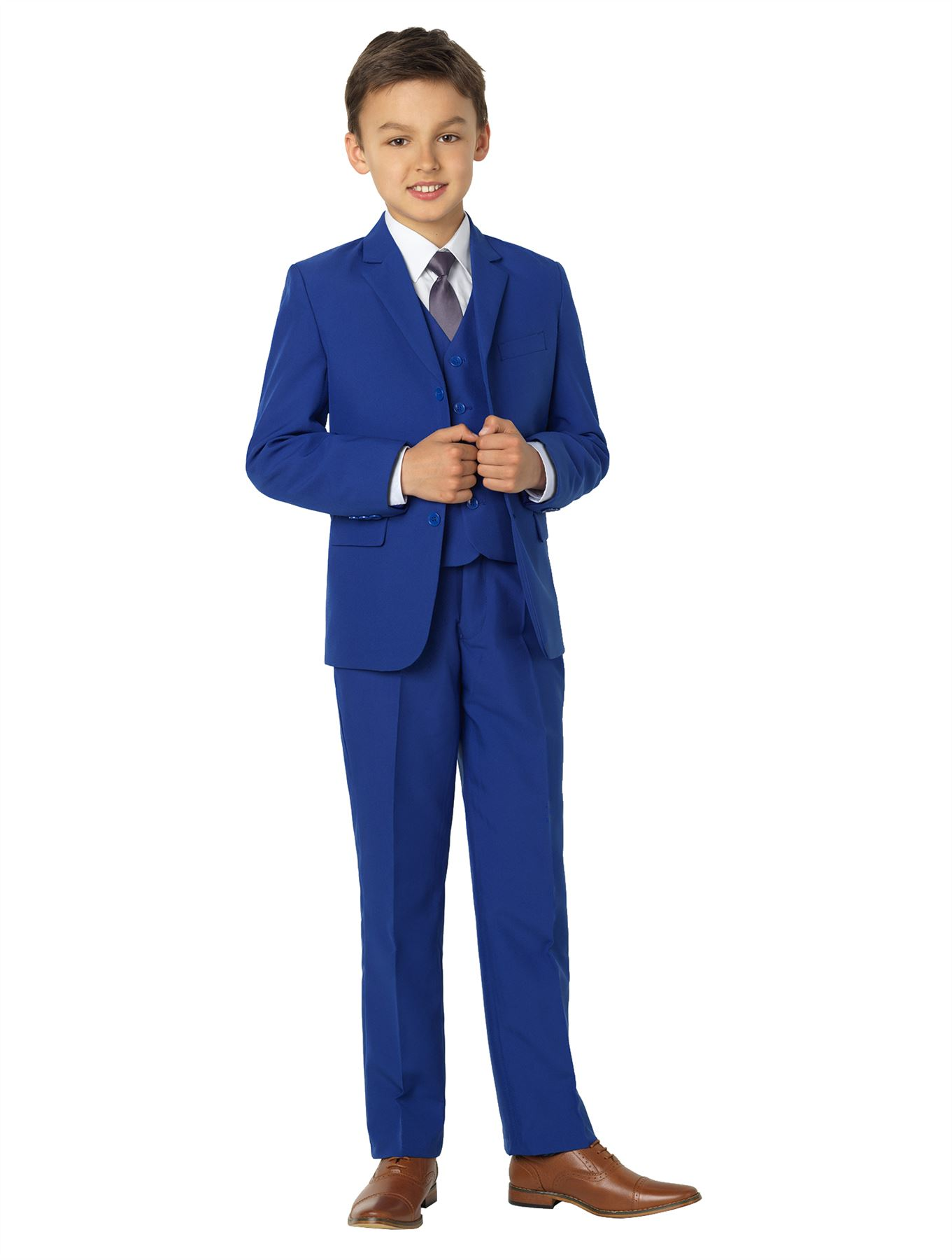 Boys Blue Suits, Boys Suits, Page Boy Suits, Prom Suits, Boys ...