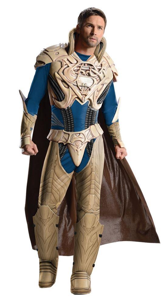 de-lujo-para-hombre-Jor-El-hombre-de-acero-Superman-Superheroe-Disfraz