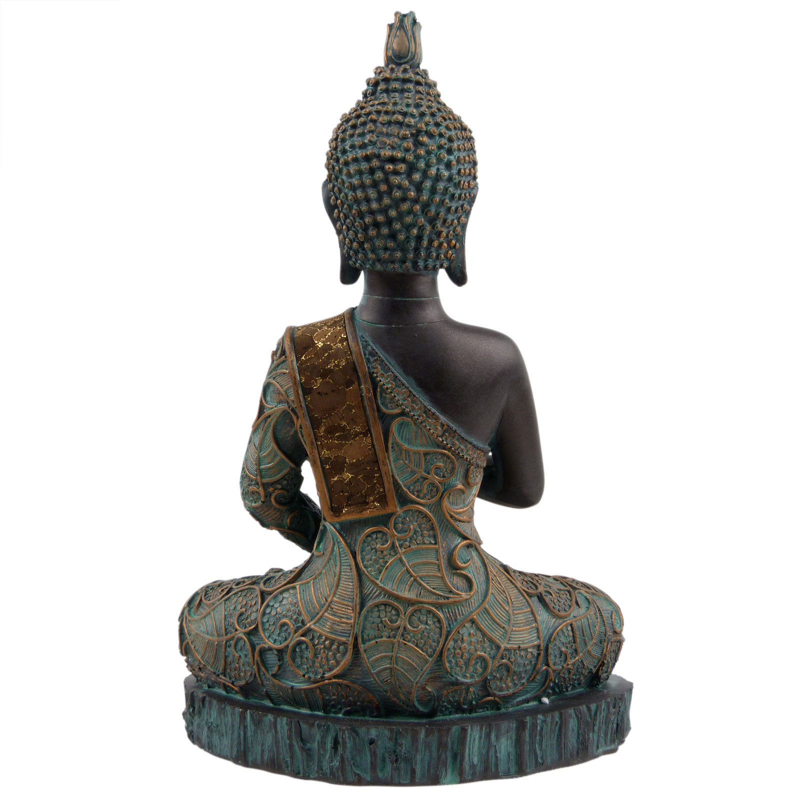 Verdin-Buda-Tailandes-23cm-Alto-4-Disenos-Meditacion-Mindfulness-Metta miniatura 6