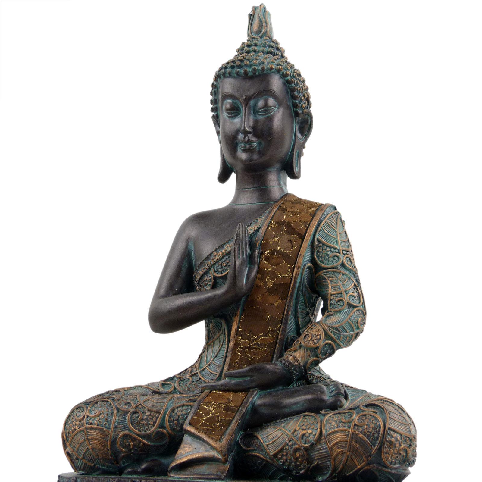 Verdin-Buda-Tailandes-23cm-Alto-4-Disenos-Meditacion-Mindfulness-Metta miniatura 8