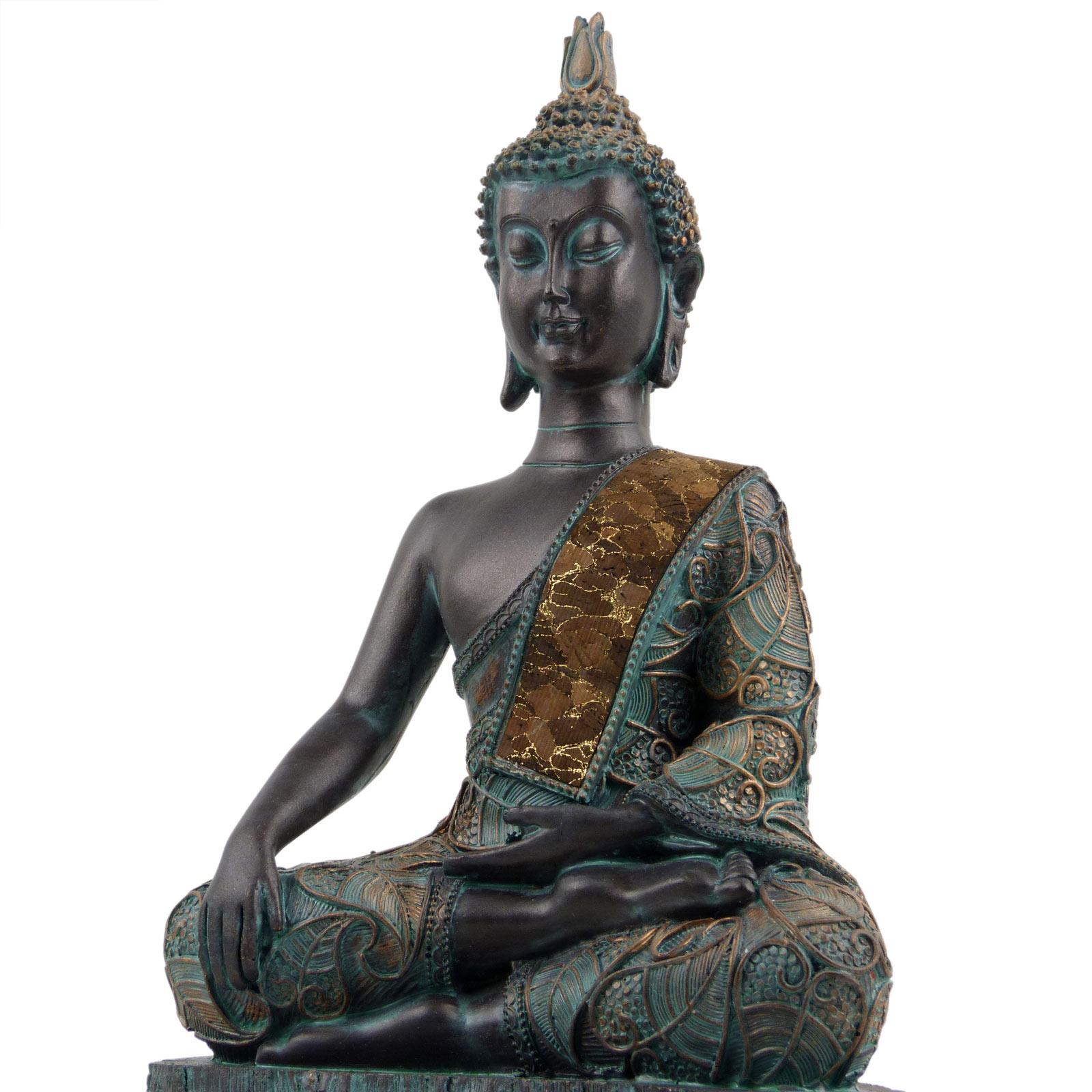 Verdin-Buda-Tailandes-23cm-Alto-4-Disenos-Meditacion-Mindfulness-Metta miniatura 10