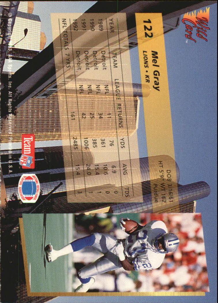 1993-Wild-Card-Superchrome-Football-Card-Pick-103-260 thumbnail 39