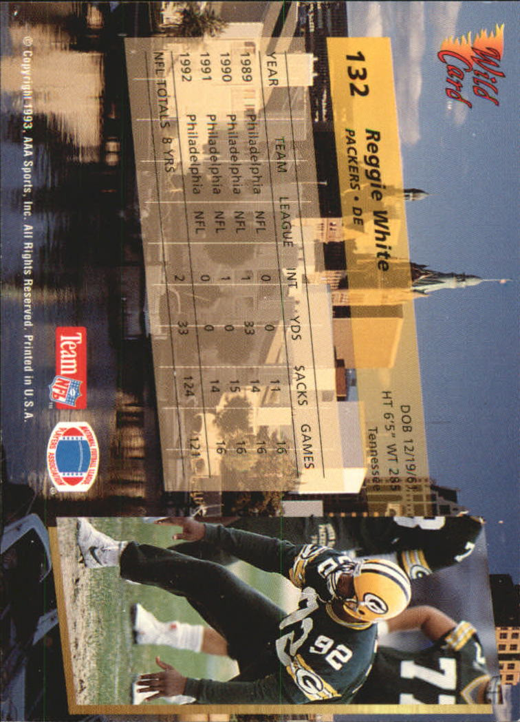 1993-Wild-Card-Superchrome-Football-Card-Pick-103-260 thumbnail 57
