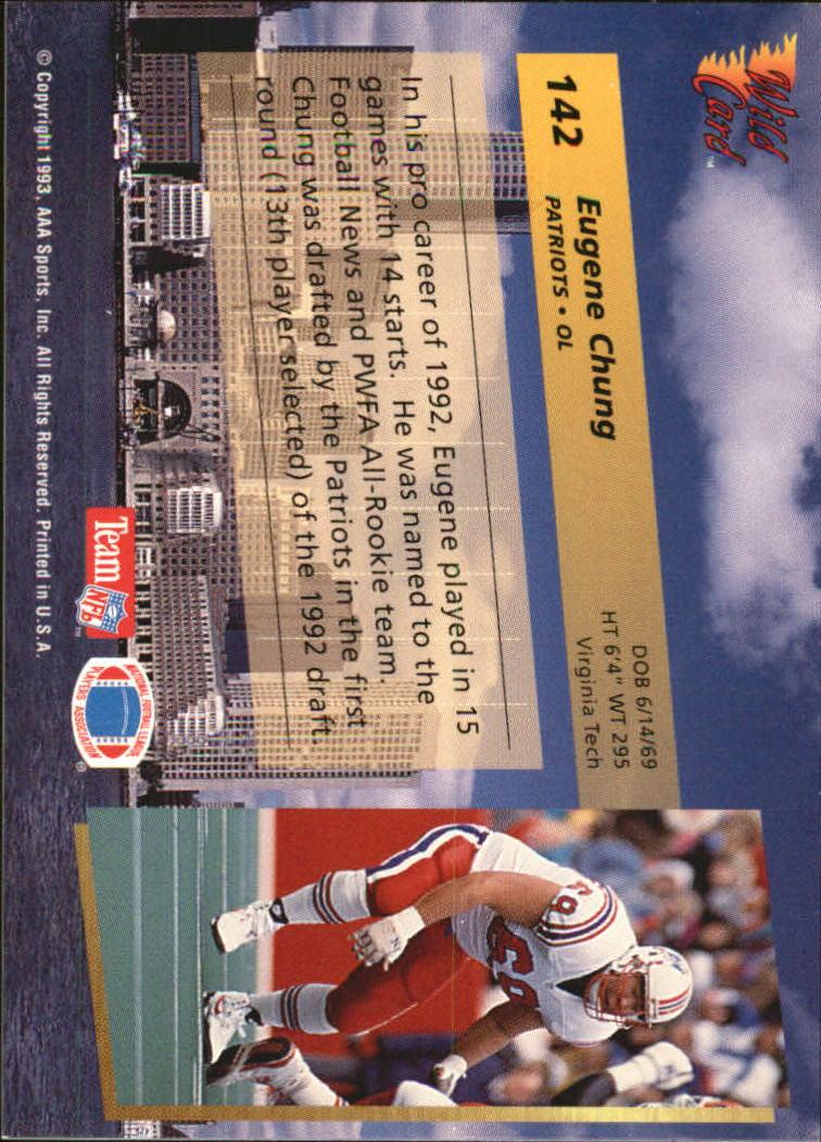 1993-Wild-Card-Superchrome-Football-Card-Pick-103-260 thumbnail 75