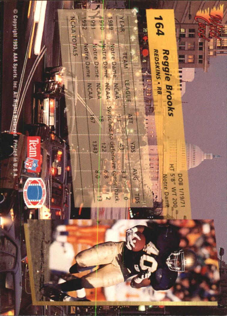 1993-Wild-Card-Superchrome-Football-Card-Pick-103-260 thumbnail 117