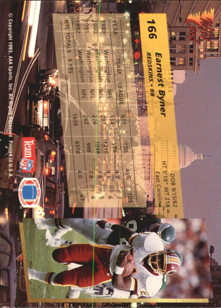 1993-Wild-Card-Superchrome-Football-Card-Pick-103-260 thumbnail 121