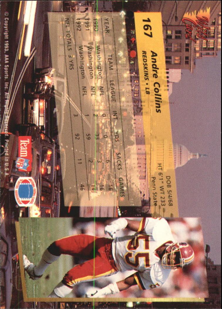1993-Wild-Card-Superchrome-Football-Card-Pick-103-260 thumbnail 123
