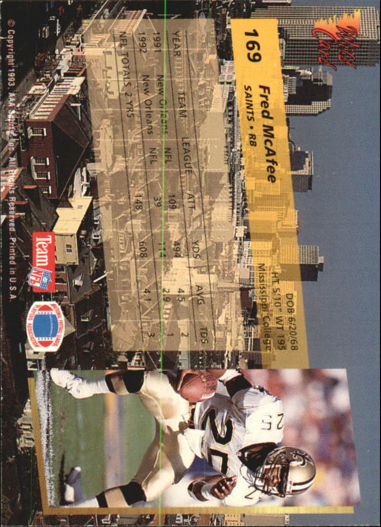 1993-Wild-Card-Superchrome-Football-Card-Pick-103-260 thumbnail 127