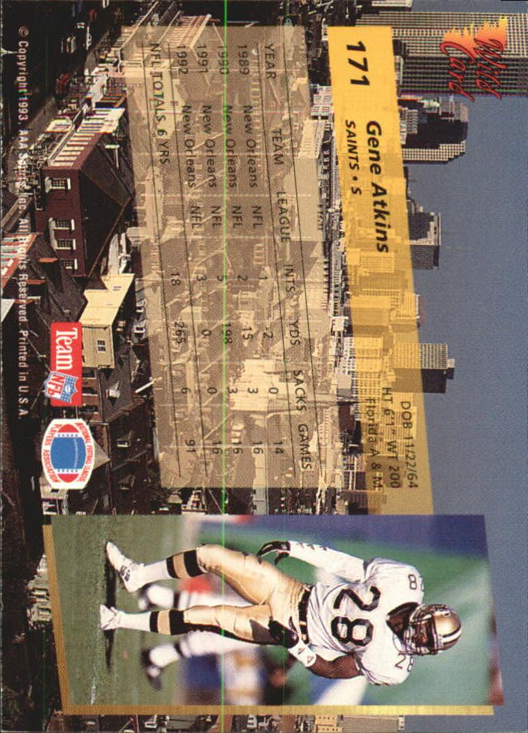 1993-Wild-Card-Superchrome-Football-Card-Pick-103-260 thumbnail 131