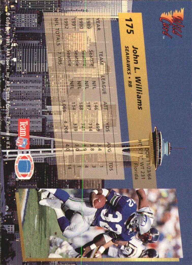 1993-Wild-Card-Superchrome-Football-Card-Pick-103-260 thumbnail 139