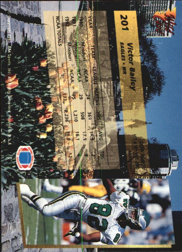1993-Wild-Card-Superchrome-Football-Card-Pick-103-260 thumbnail 185