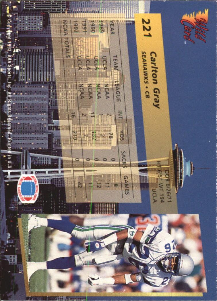 1993-Wild-Card-Superchrome-Football-Card-Pick-103-260 thumbnail 225