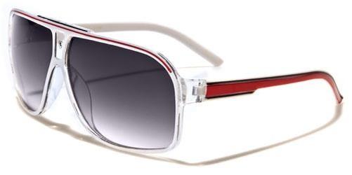 Designer Pilot groß Sonnenbrille schwarz Herren Damen Vintage Retro Turbo UV400 j0Wqbw