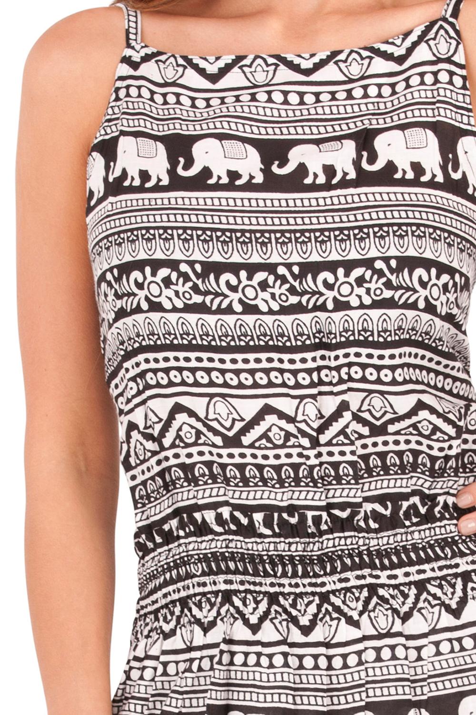 Details about Pistachio Womens Elephant Skater Dress New Ladies Hand  Printed Sleeveless Midi