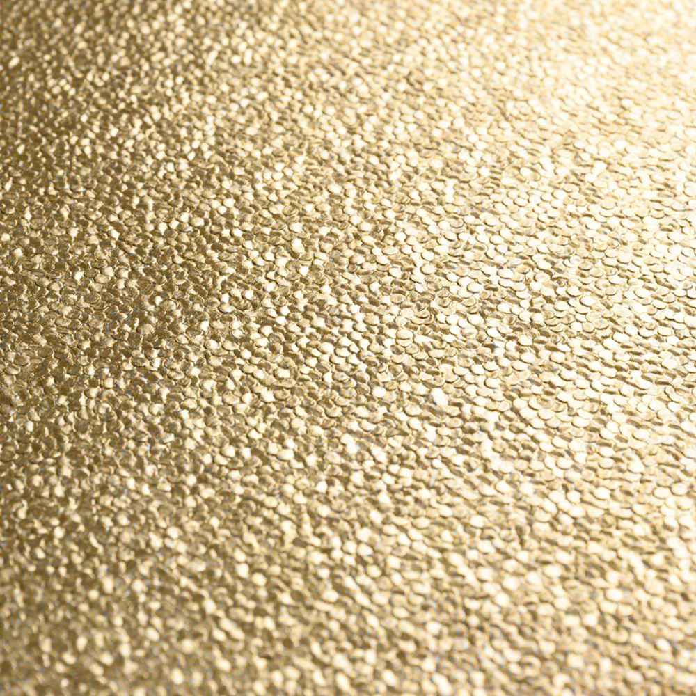 MURIVA GOLD WALLPAPER LIPSY SEQUINS METALLIC SPARKLE GLITTER