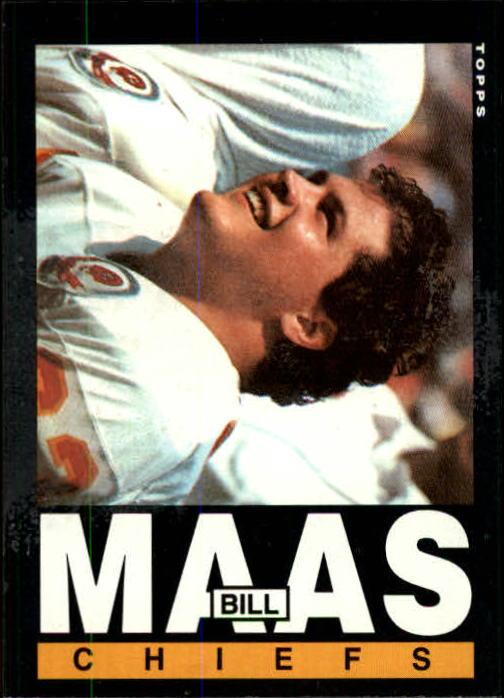 1985-Topps-Futbol-Tarjeta-Recoger-274-396 miniatura 10