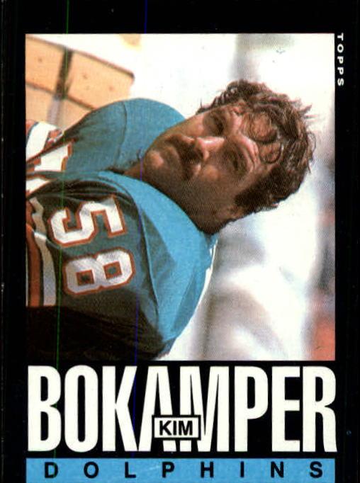 1985-Topps-Futbol-Tarjeta-Recoger-274-396 miniatura 54