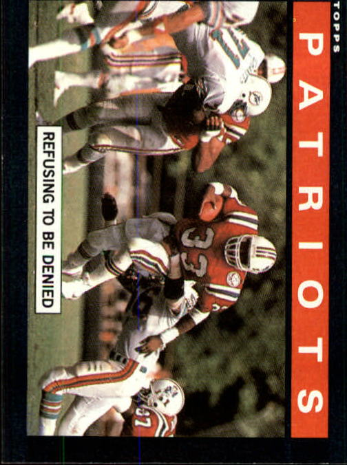 1985-Topps-Futbol-Tarjeta-Recoger-274-396 miniatura 76