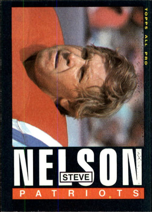 1985-Topps-Futbol-Tarjeta-Recoger-274-396 miniatura 90